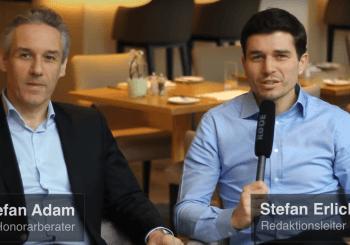 Stefan Adam Interview